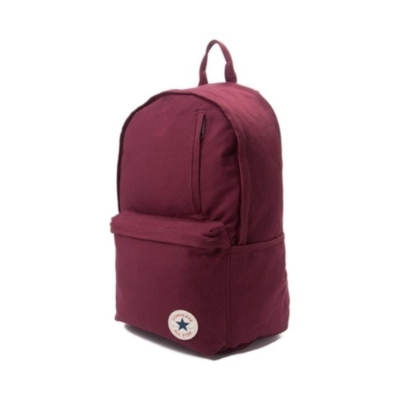 0cfe4a6475a5 Converse Go Maroon Red Backpack Chuck Taylor